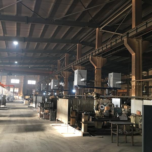 整体厂房烟尘净化