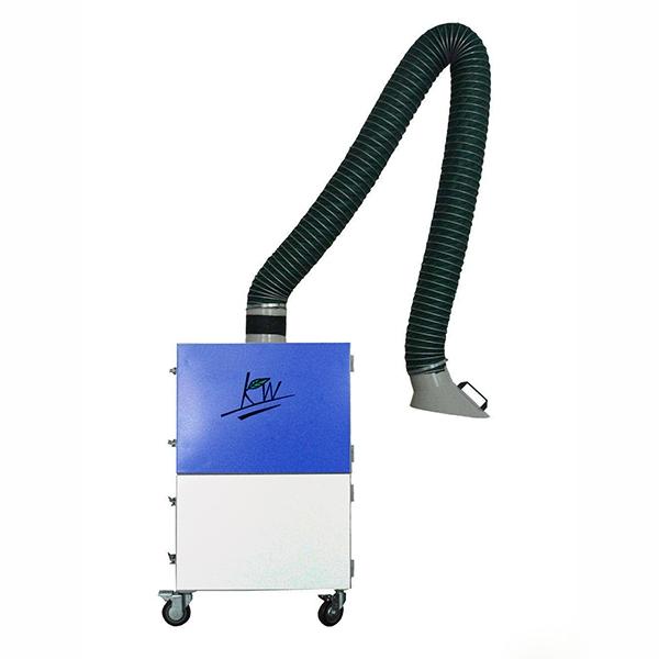 焊接烟尘净化机自动反吹型