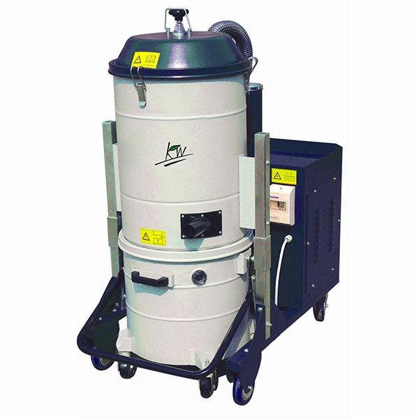 移动型三项工业吸尘器